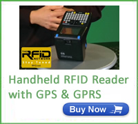 CS101 Handheld RFID Reader Starter Kit