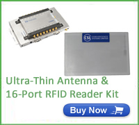 CS790 Thin UHF RFID Antenna Starter Kit